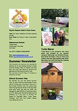 Summer 2016 Newsletter